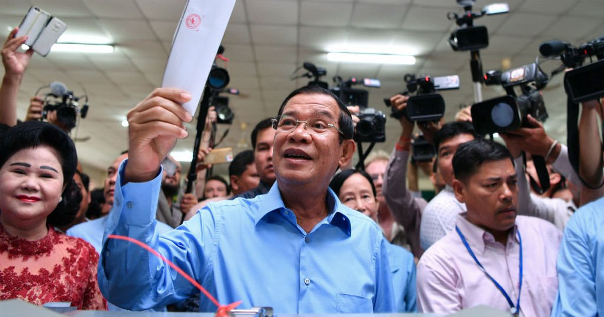 cambodia ruling party claims - HD4827×3218