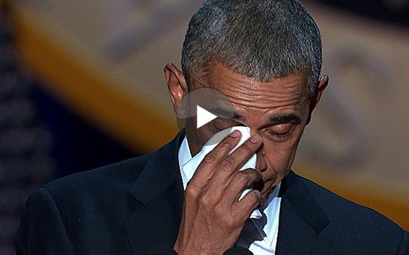 オバマ、ファーストレディに感謝